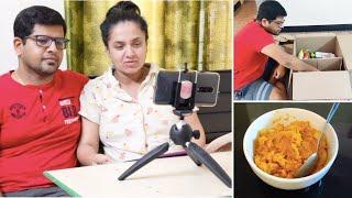 ಡೈಲಿ ವ್ಲಾಗ್ ಡಾಕ್ಟರ್ ಜೊತೆ ವಿಡಿಯೋ ಕಾಲ್ | Daily Vlog - Video Consultation With Doctor, Carrot Halwa