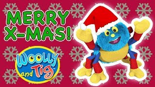 Woolly and Tig - Christmas Special | Kids TV Show | Toy Spider