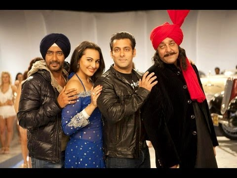 Po Po (song Teaser) Son Of Sardaar | Salman Khan, Ajay Devgn, Sanjay Dutt video