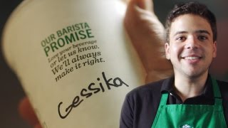 [Ever Wonder Why Starbucks Gets Your Name Wrong?] Video