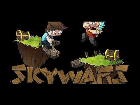 БИТВА С ЛАКИ БЛОКАМИ - Minecraft Sky Wars - YouTube