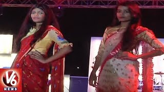 Vasavi Engineering College Fest | Students Ramp Walk With Western And Traditional Dresses