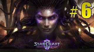 Прохождение Starcraft 2: Heart of the Swarm - Эволюция Зерглинга #6