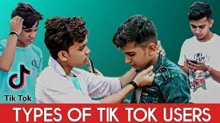 Type Of Tiktok Users Indian TikTokers | Every Indian Tik Tok User