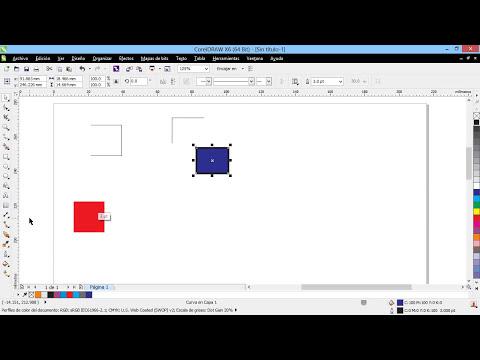 Curso Introducción a CorelDraw X6 - 56 La Herramienta Recortar