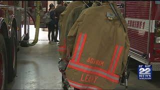 Western Massachusetts Fire Departments hold open house