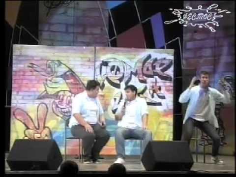 """""""Остановка ПАлитех"""" КГТУ, 1/2 финала Юмор лиги Фестос 2010"""