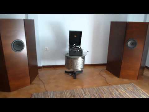 My stereo setup