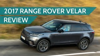 2017 Range Rover Velar First Edition HSE D300 review