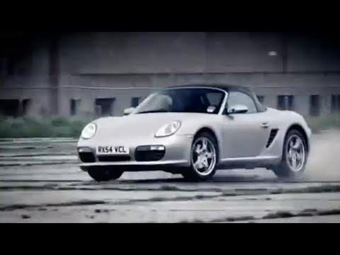Porsche Boxster vs Army Challenge pt 1 - Top Gear - BBC Video