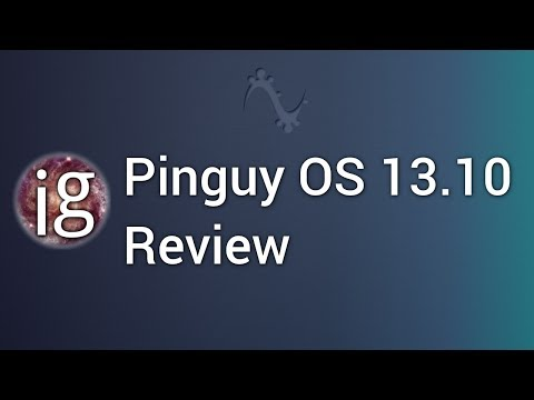 Pinguy OS 13.10 Review - Linux Distro Review