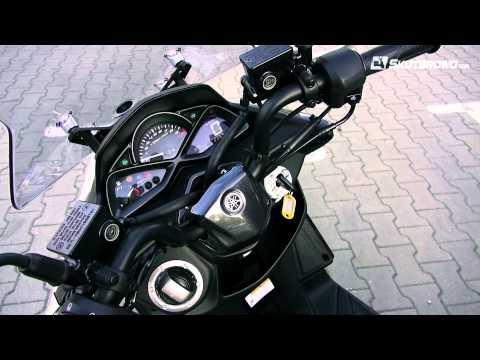 Yamaha Majesty 125 ccm S od A do Z. Prezentacja Skuterowo.com