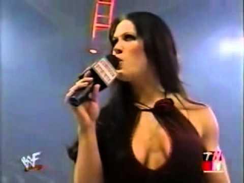 Chyna Returns To Raw 2001 (RARE)