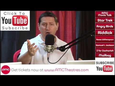 AMC Movie Talk - STAR TREK INTO DARKNESS Review, First RIDDICK Trailer