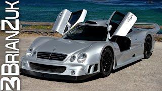 Mercedes CLK GTR AMG Super Sport