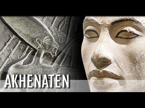 AKHENATON: The Rebel Pharaoh (ANCIENT EGYPT HISTORY DOCUMENTARY)