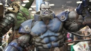 Apocalypse Premium Format statue by Sideshow Collectible at San Diego Comic Con 2013