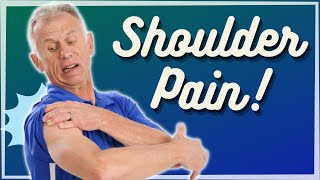 What is Causing Your Shoulder Pain? Tests You Can Do Yourself.