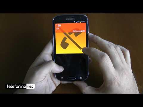 Samsung Galaxy s3 pre videoreview da Telefonino.net