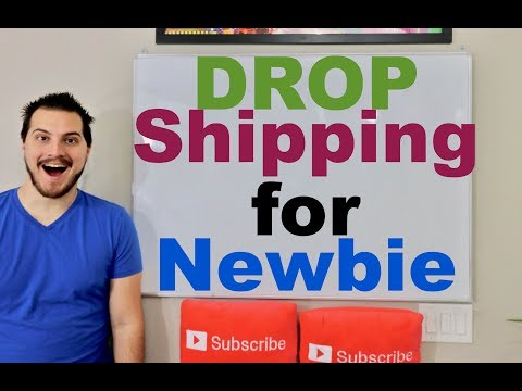 Drop Shipping For Beginners 2018