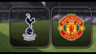 Tottenham vs Manchester United | Full Match | 14 May 2017