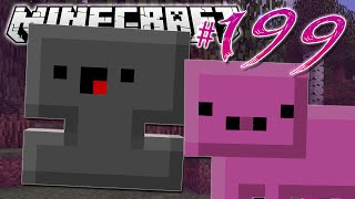 Minecraft | CUTEST LITTLE PETS | Diamond Dimensions Modded Survival #199