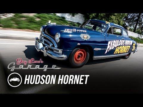 1951 Hudson Hornet - Jay Leno's Garage