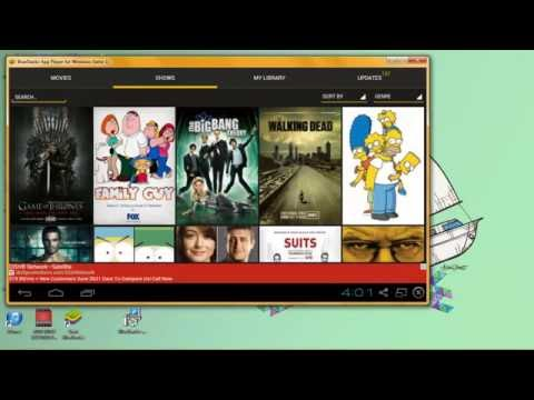 How to get show box for android onto you