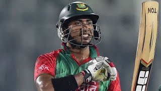 Ban V SA 3rd ODI  Partership of Tamim and Soumya