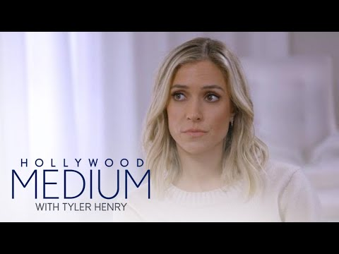 Tyler Henry Connects With Kristin Cavallari's Late Brother | Hollywood Medium with Tyler Henry | E!