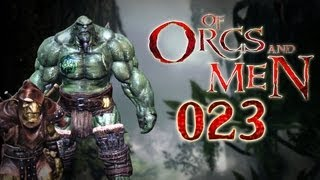 Let's Play Of Orcs And Men #023 - Meuchelaction mit Styx [deutsch] [720p]