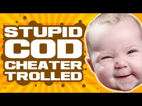 COD Cheater Trolled!