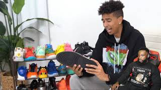 LSK DISAPPOINTED ME! Reacting To LSK'S Epic *Super Rare* Sneaker Collection!