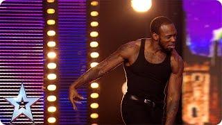 Stephen teaches Godson a new dance move | Britain's Got More Talent 2016