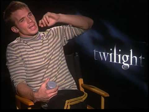 Cam Gigandet interview for Twilight Video