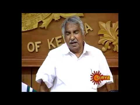 Control Price rise,Validity of PSC list to 4.5 yrs- Oommen Chandy Kerala Chief Minister