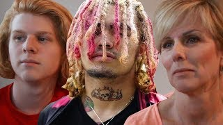 Mom Reacts To Lil Pump 34 Boss 34 Wshh Exclusive Official Music Audio
