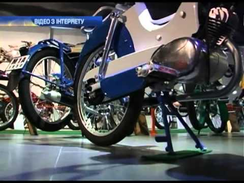 В Севастополе из музея мотоциклов украли 60 мопедов