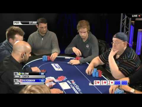 EPT 9 - London (Day 3, Part 4)  [RUS]