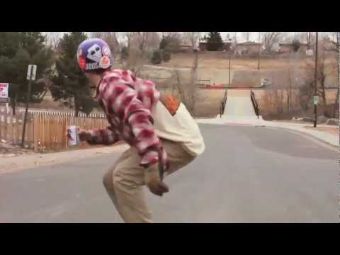Comet Skateboards // Presents Jared Henry
