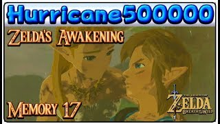 Legend Of Zelda: Breath of The Wild Parody - Memory 17 Zelda's Awakening