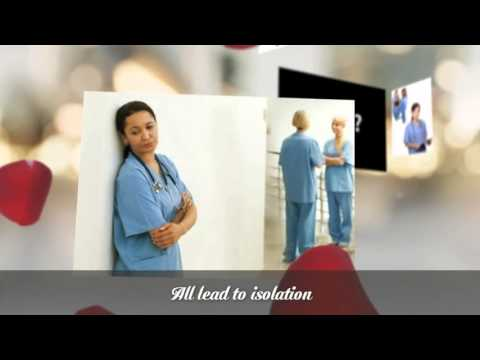 """workplace violence against nurses """"a young man on a behavioral health unit stabs a sleeping fellow patient with a  piece of broken glass when a nurse on duty hears screams and rushes to help,."""