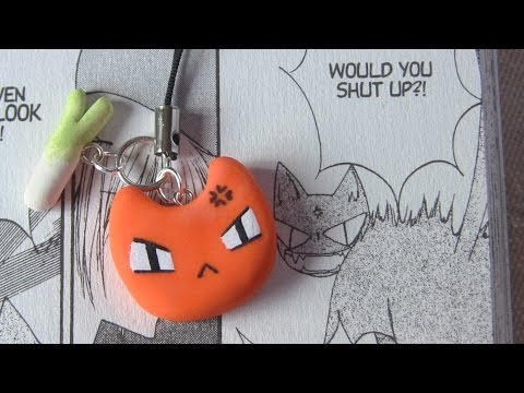 Kyo Cat Tutorial ● Fruits Basket Anime