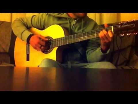 Paco Arteaga- No Me Lo Creo (cover Manzanita) video