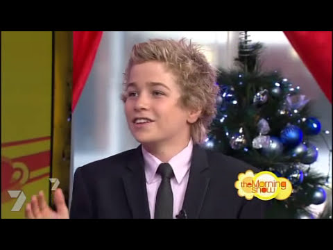 12 yr old sings Hallelujah LIVE on National television