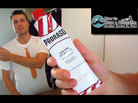 Proraso Sandalwood Shaving Cream - Shave Review