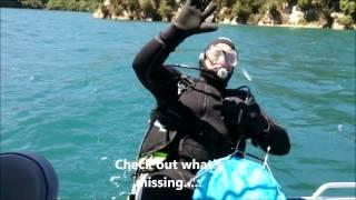 Scuba Diving Epic Fail