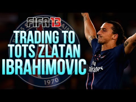 Trading to TOTS Ibrahimovic Ep. 9 - FIFA 13 Ultimate Team Trading (Team of the Season)