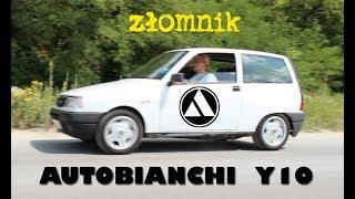 Złomnik: Autobianchi Y10, lusso italiano [przerwa wakacyjna]