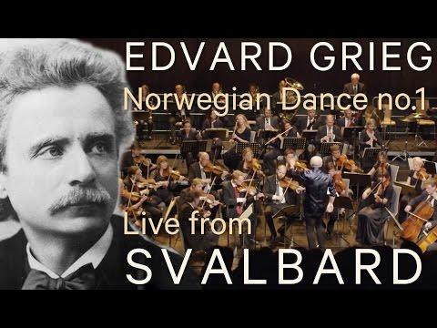 Григ Эдвард - Четыре норвежских танца